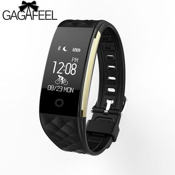 GAGAFEEL Bluetooth Smart Watches Women Men Sport Smart Wrist  for Android IOS Phone Heart Rate