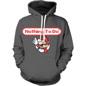 Nothing to Do Hoodie