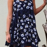 Cupshe Sweet Dream Floral Short Dress