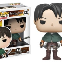 Levi Ackerman Funko Pop! Animation Attack on Titan