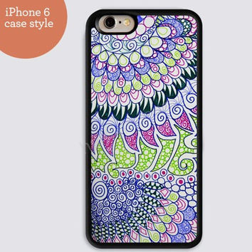 iphone 6 cover,Drawing Art mandala iphone 6 plus,Feather IPhone 4,4s case,color IPhone 5s,vivid IPhone 5c,IPhone 5 case 120