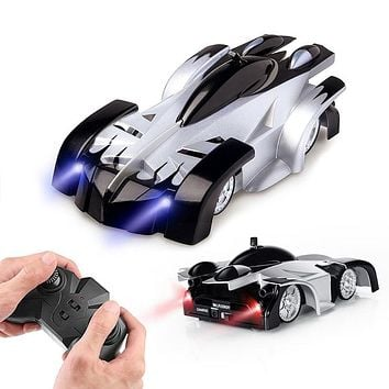 Climbing Cars Remote Control RC Racing Car Anti Gravity Ceiling Rotating Stunt Electric Toys