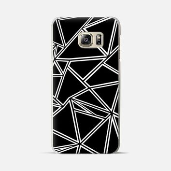 Shattered Ab Zoom Black iPhone 6 case by Project M | Casetify