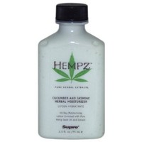 Hempz Herbal Moisturizer 2.5 oz TRAVEL SIZE!:Amazon:Beauty