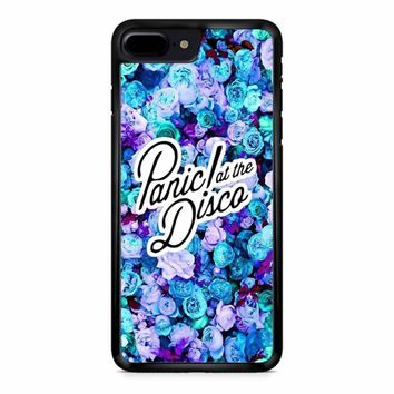 Panic At The Disco Flower iPhone 8 Plus Case