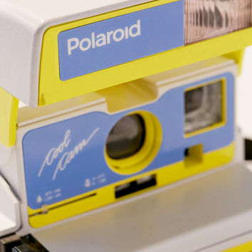 Impossible X UO Cool Oasis Polaroid 600 Cool Cam Instant Camera - Urban Outfitters