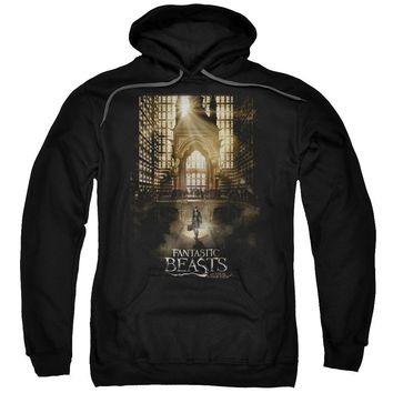Fantastic Beasts - Poster Adult Pull Over Hoodie Officially Licensed Apparel