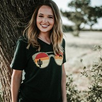 Sunset Views Graphic Tee