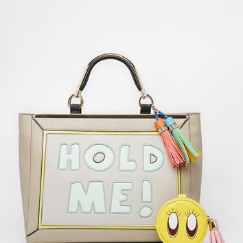River Island Hold Me Tote