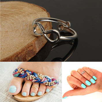 Jewelry Shiny Stylish New Arrival Gift Accessory Summer Hot Sale Metal Ring [4918838468]
