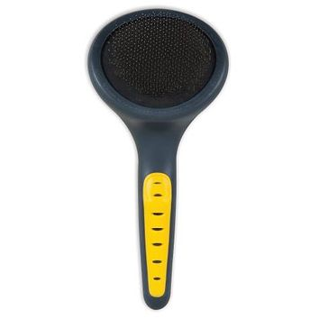 JW Gripsoft Slicker Grooming Brush for Small Dogs