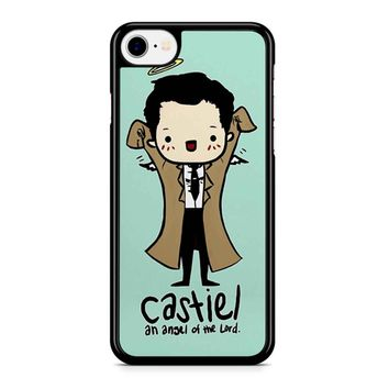 Castiel - Angel Of The Lord iPhone 8 Case