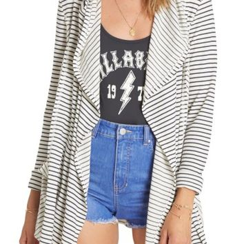 Billabong Make Way Hooded Cardigan | Nordstrom