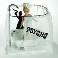 Alfred Hitchcock Psycho Shower Scene with 10 Inch Madame Alexander Doll 40715