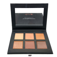Professional 6 COLOR Concealer Facial Care Camouflage Makeup Palette