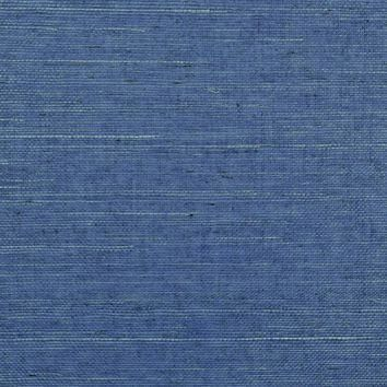 Ralph Lauren Wallpaper LWP68045W Marin Weave Bright Indigo
