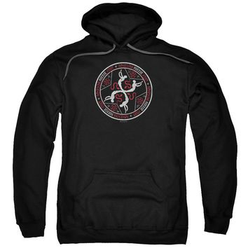 American Horror Story - Coven Serpent Sigil Adult Pull Over Hoodie
