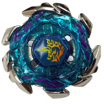 1Pcs Beyblade Blitz Unicorno Striker 4D Metal High Performance Battling Spinning Top BB-117 Novelty Toys for Children