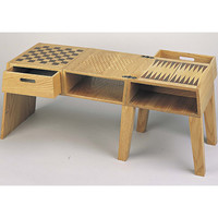 CHH 4 in 1 Foldable Multi Game Table