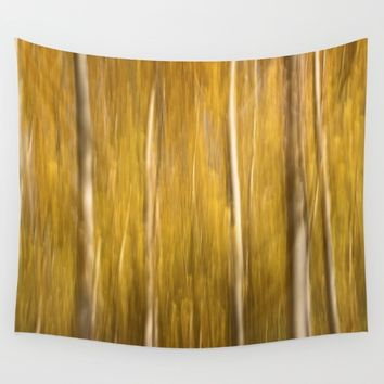 fall dreams Wall Tapestry by Guido Montañés