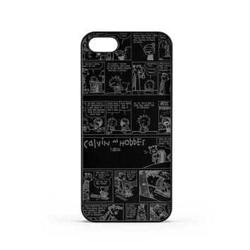 Calvin And Hobbes Comic iPhone 5 / 5s Case