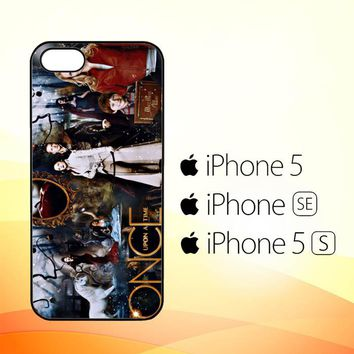 once upon a time wallpaper Y0852  iPhone 5|5S|SE Case