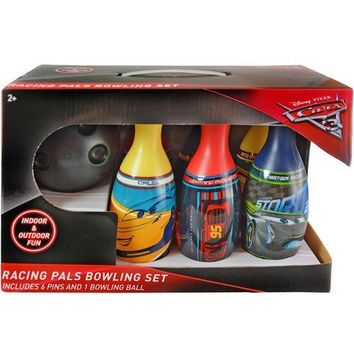Disney Pixar Cars Racing Pals Bowling Set