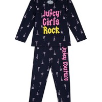Regal Wanderlust Baby 2Pc Set Juicy Girls Rock Top & Legging by Juicy Couture,