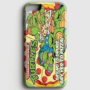 Tmnt Ninja Turtle Say Yes To Pizza iPhone 7 Case
