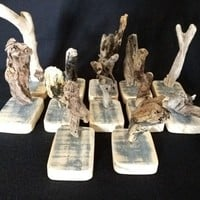 BoGaLeCo.com / Decorative objects / driftwood / Trinket / Mini wooden carving driftwood