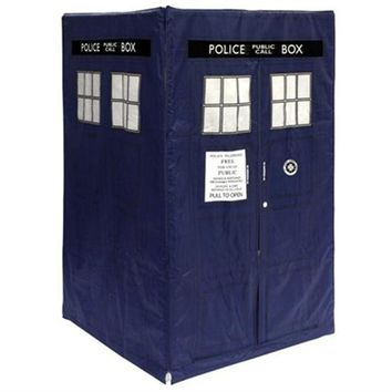 Expandable TARDIS Tent -  Doctor Who Novelties & Electronics
