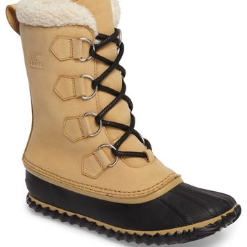 Sorel Caribou Slim Waterproof Boot (Women) | Nordstrom