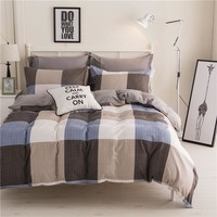 100% adult bedding set  duvet cover set bedlinen ANJILI