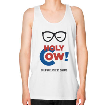 Holy Cow! Cubs World Series Tank