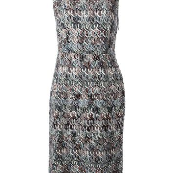 Missoni crochet knit dress