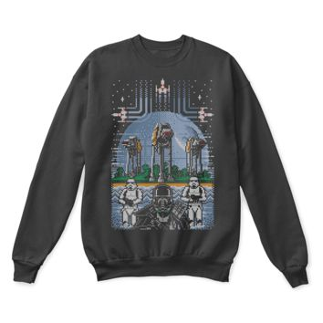 AUGUAU Wrath of the Empire Star Wars Ugly Sweater