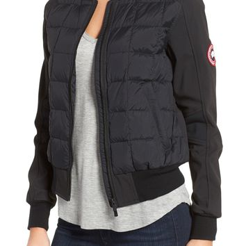 Canada Goose Hanley Quilted Down Bomber Jacket | Nordstrom