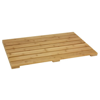 Household Essentials 2175 Bamboo Shoe Tray