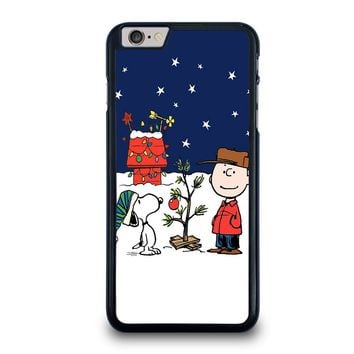 CHARLIE BROWN PEANUTS COMICS SNOOPY iPhone 6 / 6S Plus Case