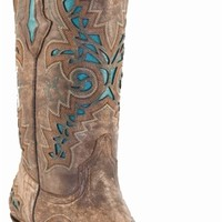 Lucchese Turquoise Inlay M3571 | Boot Country Online