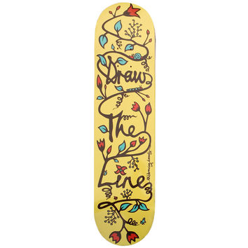 Drawing Boards Draw The Line Deck - 7.75