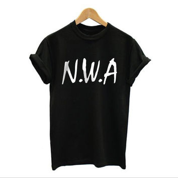 NWA Women's Casual T-Shirt