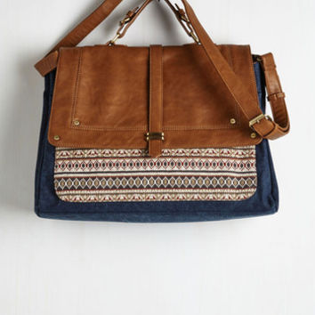 Travel Baton Rouge or Bust Bag by ModCloth