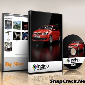 Indigo Renderer Crack 3.8.31 with License Key DownloadSnapCrack