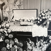 Memento Mori Post Mortem Photo