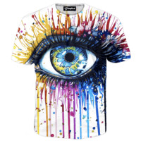 Painted Eye Tee
