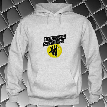5 sos Hoodies Hoodie Sweatshirt Sweater white and beauty variant color Unisex size