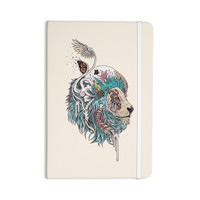 "Mat Miller ""Unbound Autonomy"" Abstract Lion Everything Notebook"
