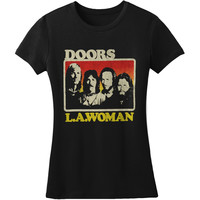Doors  La Women Girls Jr Black