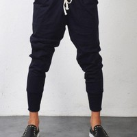 Dick Slim-Baggy Jersey Pants w28-w35
